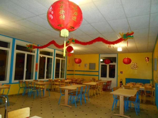 Dire Bonjour Chinois Restaurant